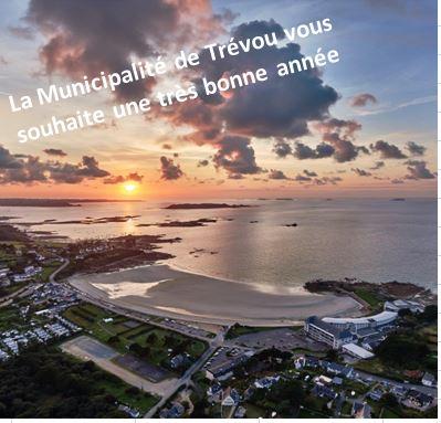 Trévou  la Municipalité vous souhaite une très bonne et heureuse année 2019