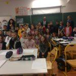 Trévou-Tréguignec RPI, les enfants de CM2 participeront au 23ème Parlement des Enfants et espèrent que la proposition de Loi qu'ils enverront sera retenue. Ils ont reçu Éric Bothorel député de la 5ème circonscription pour en savoir plus..
