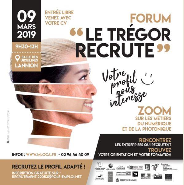 Trévou-T  Le Trégor recrute… un forum le 9 mars