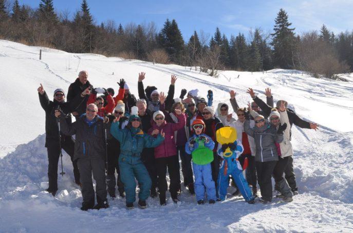 Les Bonnets Blancs à Lans en Vercors   Neige: ski, raquette, scooter des neiges, ….. Trévou-Tréguignec