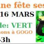 L'Hermine, pub de St Guénolé fête ses 15 ans samedi 16 mars  de 21h à 3h du mat'                                  Trévou-Tréguignec