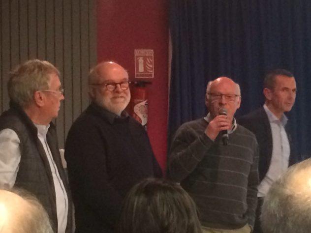 L'Association MIT emporte le trophée de la Vie locale décerné par le Crédit Agricole de Perros-Guirec             Trévou-Tréguignec