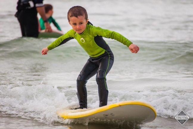 Trestel Surf Club: les cours printaniers ont repris  le 20 mars                         Trévou-Tréguignec