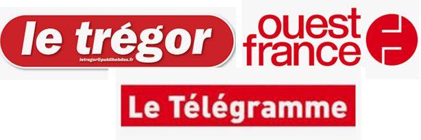 Notre correspondant de presse du Trégor a passé la main; bienvenue à Jean-Luc Gourdin dans l'équipe des correspondants de presse          Trévou-Tréguignec