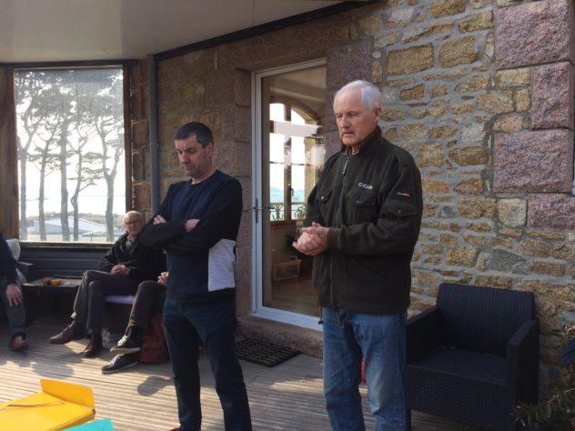 Frelon asiatique: Message des référents Édouard Le Morzadec et Gilles Le Calvez, les référents frelons de Trévou-Tréguignec  (infos diverses)