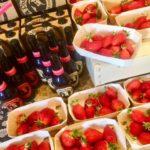 Dolmen et Potager fruits et légumes Bio en vente directe: Nouveau: ouvert aussi  le mercredi  10h-12h  en plus du mardi et du vendredi (16h-19h) et commandes possibles par téléphone                              Trévou-Tréguignec