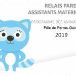 RAM Parents, grands-parents, assistants maternels: des animations pour les enfants de 0 à 3 ans en musique,         attention il faut s'inscrire             Trévou-Tréguignec