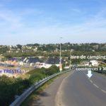 L'aire de camping-cars de Trestel en Trévou-Tréguignec  fréquentée par plus de 900 camping-cars depuis le début de l'année