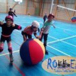 Des cours de  Roller  le mercredi de 16h15 à 17h30 avec Anthony à la salle de sports à Trévou