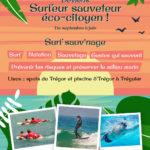 Devenez surfeur-sauveteur éco-citoyen entre septembre 2019 et juin 2020 / surf à Trestel en Trévou