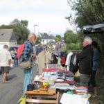 Les Gardennou an Treou ont relancé le vide-greniers de la Saint Guénolé en Trévou-Tréguignec et ont attiré de nombreux exposants et visiteurs