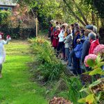 Scènes d'automne au jardin 2019: un bon moment à Dolozic… et l'aventure continue