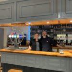 Nouveau: le bar «au côte à côte» est ouvert au bourg de Trévou et bientôt le restaurant et un espace  boucherie