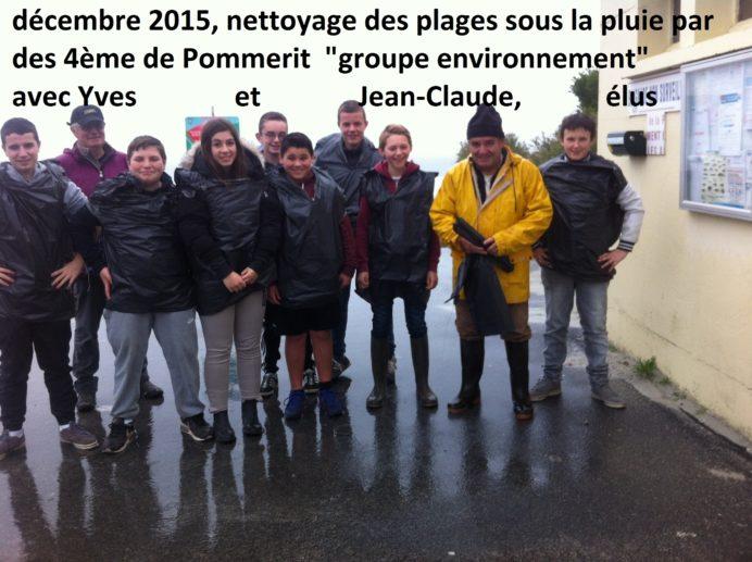 2015-12-nettoyage-des-plages-eleves-de-4eme-pommerit
