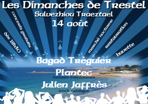 2016-08 dimanches de Trestel flyer 14 août