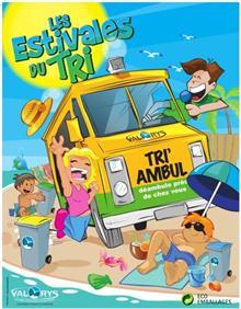 Les Estivales du Tri à Trestel le  mercredi 17 août de 14h à 19h
