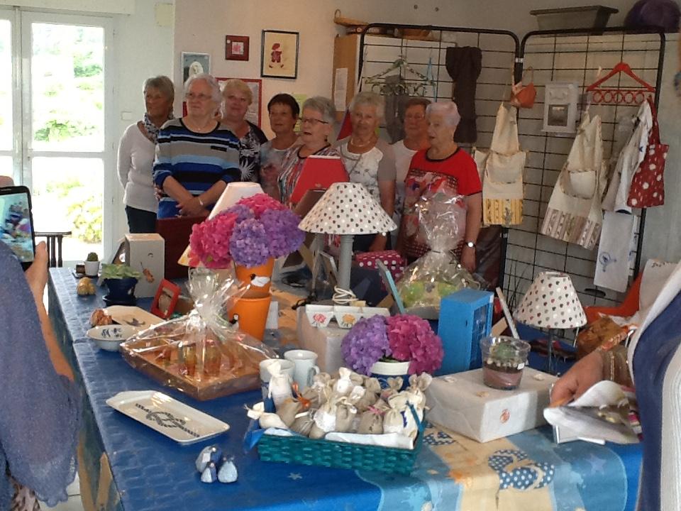 Amicale des retraités, reprise des activités
