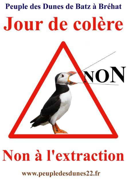 extraction de sable: rassemblement à Trébeurden samedi 24 septembre entre 10h et 18h
