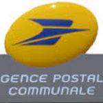 Agence Postale Communale : petite modification d'horaires pendant la crise Covid et période scolaire