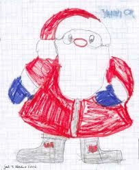 Trévou-Tréguignec Concours de dessins pour enfants (il est temps de participer)  et…. passage du Père Noël. dans votre quartier…