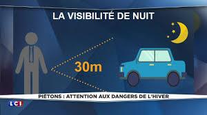 """Le gilet """"haute visibilité"""" pour les scolaires, mais pas que pour eux…. Prudence: des adultes marchent de nuit sans gilet… Trévou sécurité routière.."""