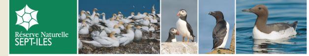 Trévou-Tréguignec  rappel d'informations aux usagers de l'archipel des Sept-îles par le conservateur de la Réserve Naturelle Nationale