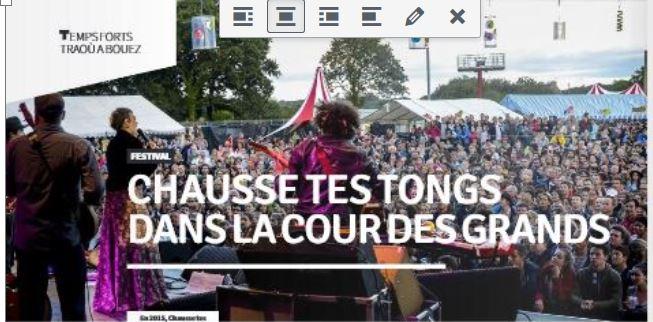 Trévou-Tréguignec  Chausse Tes Tongs à l'honneur dans le T Lannion-Trégor de juillet 2017