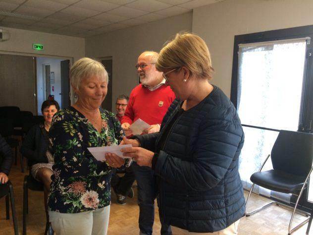 Trévou-Tréguignec Les élus ont reçu les lauréats du concours de fleurissement