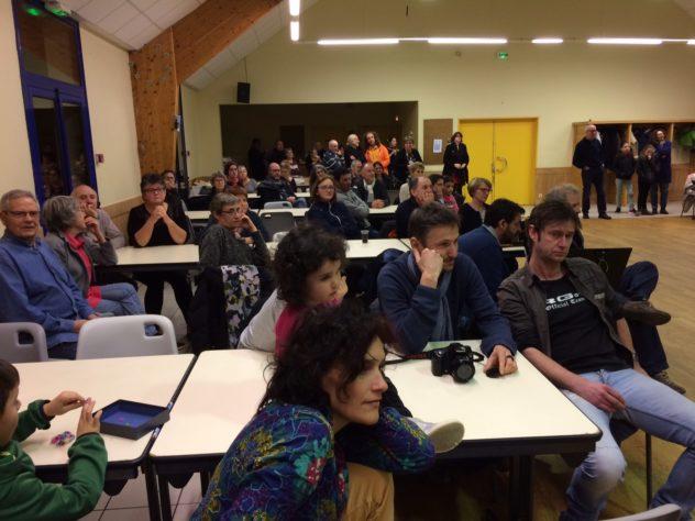 Trévou-Tréguignec   Le Centre Culturel Saint Guénolé a fêté la chandeleur en musique avec  les élèves de l'école de musique… (photos ici)
