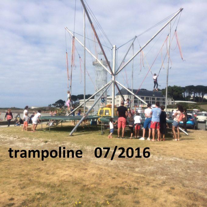 Trévou-Tréguignec  Des nouvelles de Trampodingo