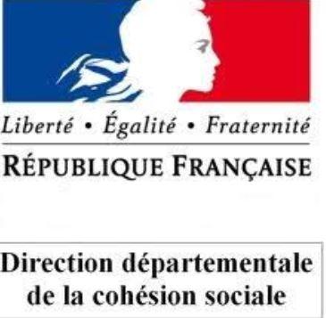 Trévou-Tréguignec info de la DDCS (Direction Départementale de la Cohésion Sociale)