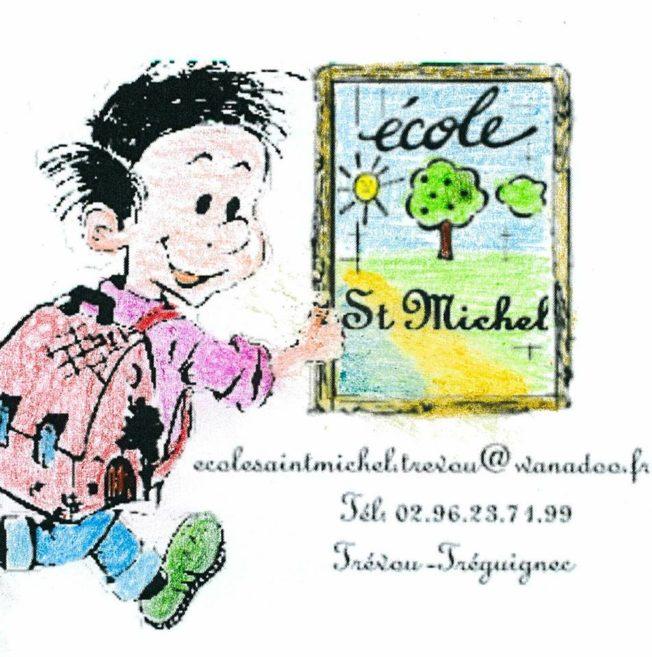 L'école St Michel ouvrira ses Portes le 4 avril de 10h à midi
