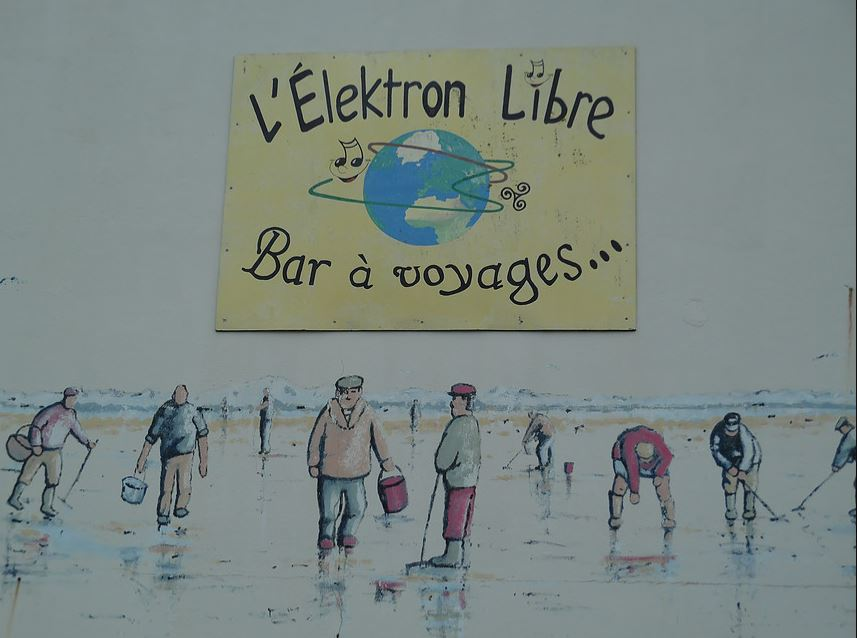 L'élektron au Royau en Trévou  samedi 23 novembre soirée punk