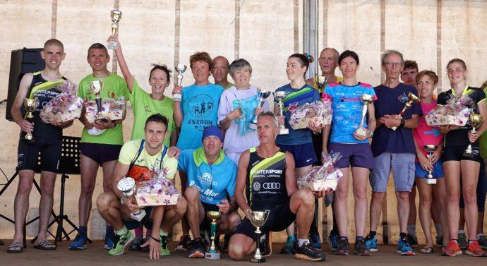 Trévou-Tréguignec Trélévern Rando Nature: quel succès!  500 coureurs et marcheurs… 271 repas  et 130 saucisses-frites!!