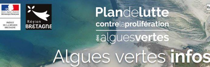 Algues vertes …. un site complet proposé par la Région, et des infos diverses consultables sur le site de Trévou-Tréguignec