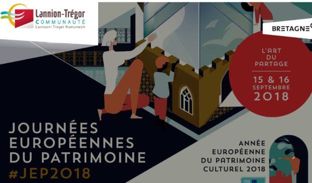 Trévou-Tréguignec Programme des journées européennes du patrimoine: 15 et 16 septembre