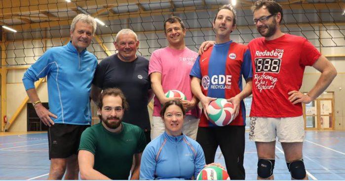 De nouvelles activités proposées par la section Volley à la salle des sports, Trévou