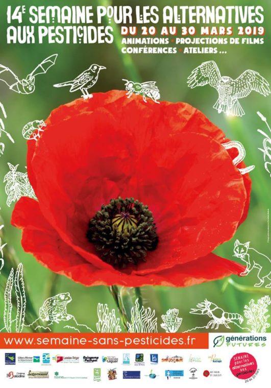 À partir du 20 mars, semaine pour les alternatives aux pesticides                        Trévou-Tréguignec
