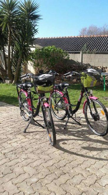 Un vélo à assistance électrique en location pour les contrats à durée déterminée (Offre LTC)