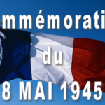 la cérémonie du 8 mai se déroulera au Monument aux Morts dans l'intimité pour la 2ème fois