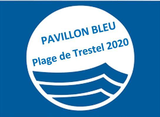 La plage de Trestel décroche le Pavillon Bleu 2020 et les honneurs de la presse