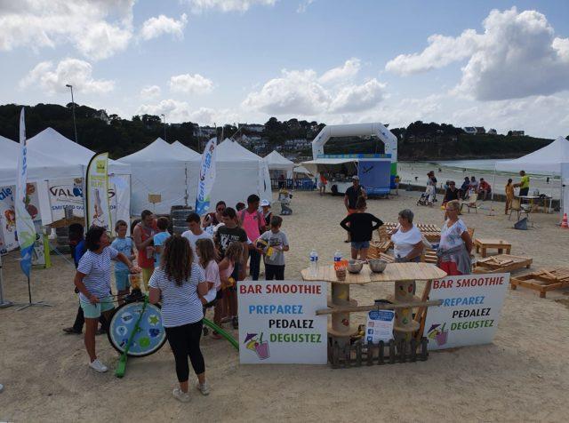 Valorys sera présent sur le front de mer de Trestel en Trévou-Tréguignec le 30 juillet pour des animations autour du tri des déchets, du recyclage….