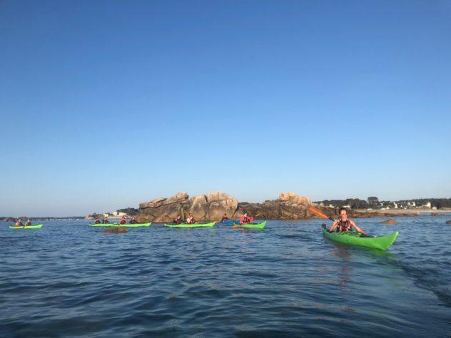 O Rider's  propose de la location de paddle, de kayak et des sorties encadrées , à Trestel,