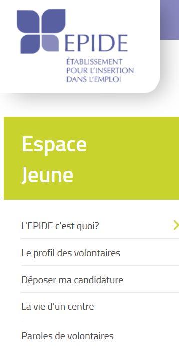 L'Établissement pour l'Insertion Dans l'Emploi (ÉPIDE) de Lanrodec dispose de places pour des jeunes de 18 à 25 ans, formation gratuite…..