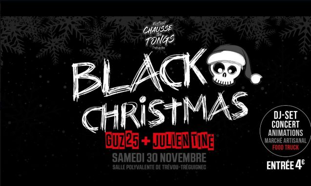 Ce samedi 30 novembre: une super  soirée  proposée par Chausse Tes Tongs Enjaillements avec Güz25, Julien Tiné, DJ Set, … Restauration sur place, de 18h à 2h… De quoi passer un bon moment.. (entrée 4€)