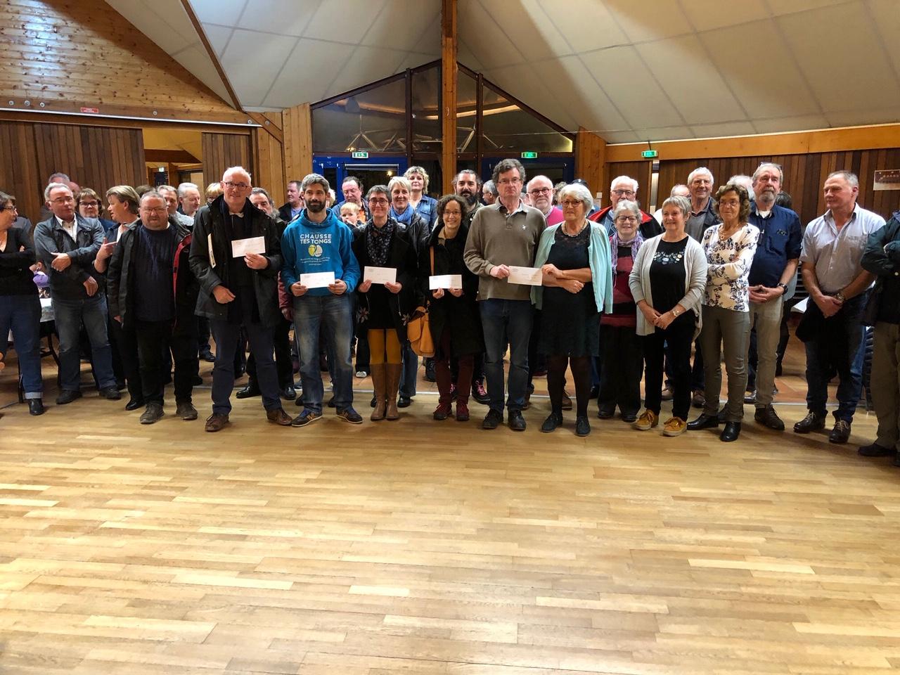 Rando Nature 2019: 510 participants et de nombreux dons