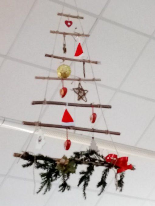 Le Comité des Fêtes de Trévou-Tréguignec, c'est toute une équipe de bénévoles qui a oeuvré pour que la salle polyvalente soit prête pour les fêtes de Noël