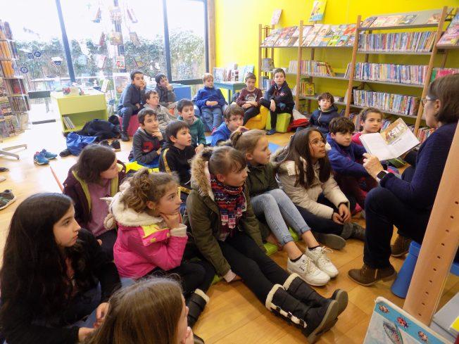 Un atelier lecture pour les enfants des écoles de Trévou le jeudi après-midi