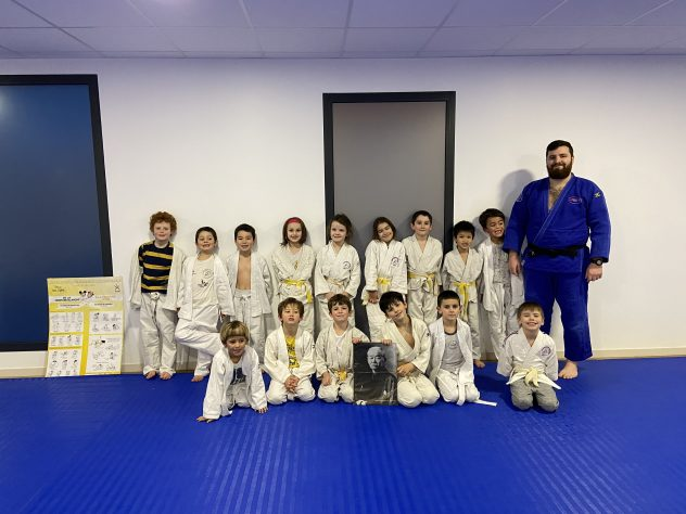 Début d'année très encourageant pour les judokas de Trévou