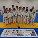 De belles nouvelles des judokas trévousiens…. des champions…